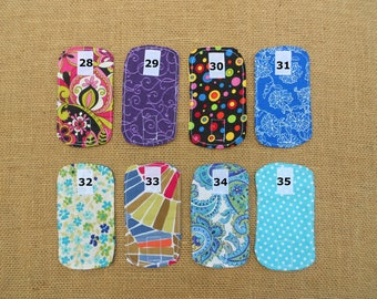 Cord Organizer,  Electronics Cord Wrapper, Earbuds Wrapper, Phone Charger Wrapper,  Gift for Her, Gift For Hard To Buy For