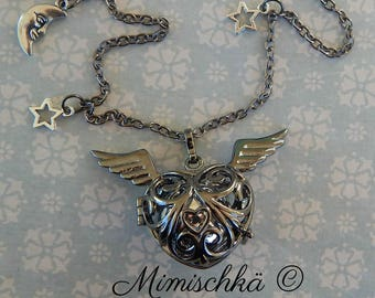 necklace bola harmony ball pregnancy guardian angel