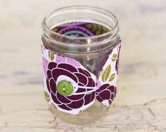 Jar/Mug Sleeve Cozy