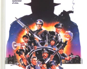 Police Academy 6 Movie Poster Fridge Magnet