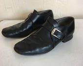 Vintage 60s Buckle Shoes ...