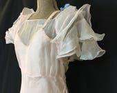 Vintage 1930s Dress Bias ...