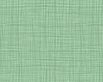 Linea - Linea in Lichen - Makower UK for Andover Fabrics - TP-1525-T - 1/2 yd