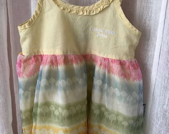 Calvin Klein Baby Dress, 24 mos.