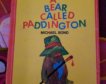 A Bear Called Paddington by Michael Bond 1981