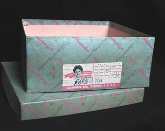 Madame Alexander doll box