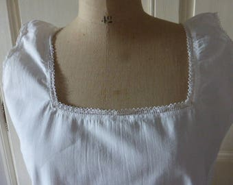 Vintage, Chemise Nightdress, Nightgown. French Circa 1930's. Unworn.