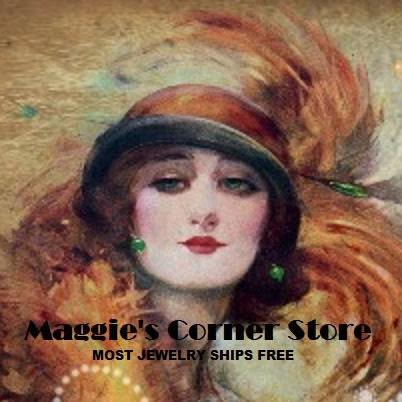 MaggiesCornerStore - Vintage, Handmade & Religious Jewelry, Supplies & Gifts