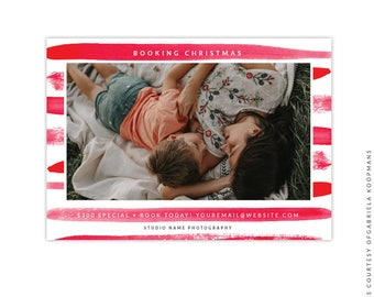 Christmas Marketing Ad - Instant download - e1520