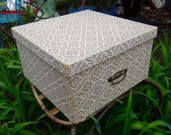 Wedding Card Box, Garment Box, Storage, Brides Box, Bridal Shower, Dress Box, Clothing Box, Keepsake Box, Photo Box, Max, Gold Cardboard Box