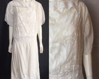 1920s afternoon dress