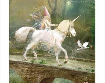 RESERVED x 6 greetings cards 3 Fairy daydream and 3 If I were a princess