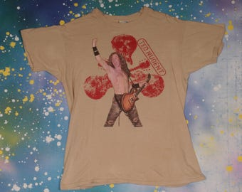 TED NUGENT Rock T-Shirt Size XL