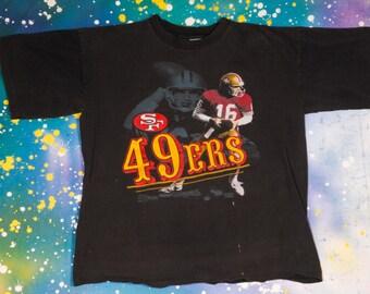 San Francisco 49ERS Sports TShirt Size XL