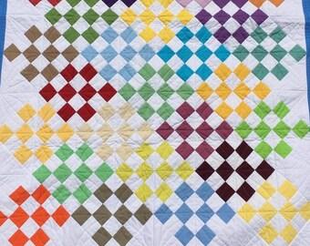 Arlecchino quilt