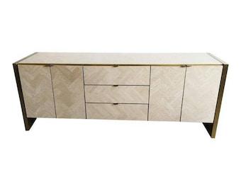 Ello Travertine Side Table