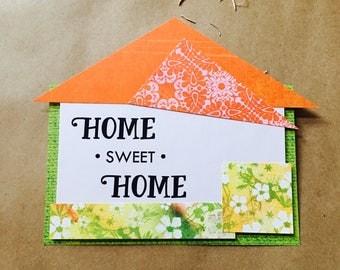 Fresh {Home Sweet Home} Magnet