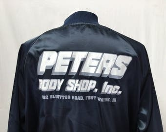 Peters Body Shop Varsity Jacket