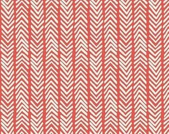 Herringbone- Simple Life Collection by Monaluna - Organic Cotton POPLIN