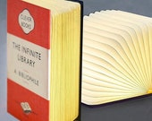 25% DISCOUNT Personalised Book Portable Light