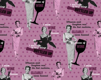 """Custom Made """"Retro - The Power of Wine"""" Items Available in Different STYLES!! Prices Starting @:"""