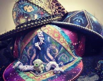 custom hat - reserved order for Rose :)