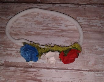 4th of July Baby Headband