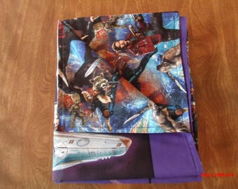 Guardians of the Galaxy VOL. 2 Two Sided Baby Blanket 44 X 35 inches