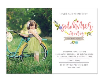 MB14 :. Summer Mini Session template | Summer Minis