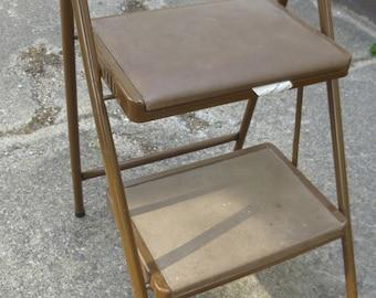 Step Ladder Chair Etsy
