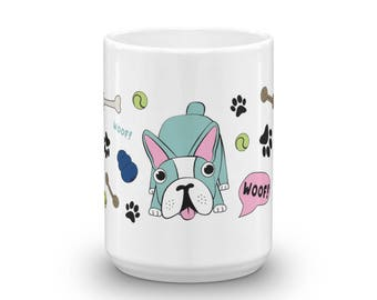 Enzo the French Bulldog Mug