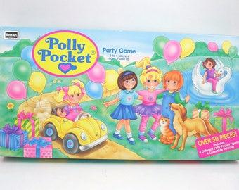 Vintage Polly Pocket Game Complete