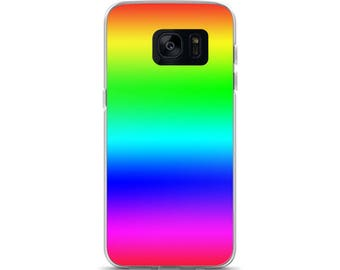 Nice Looking Rainbow Samsung Case
