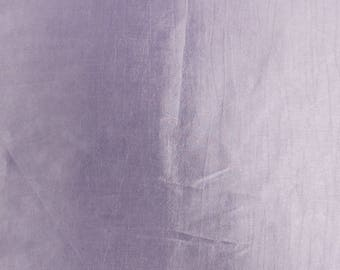 LAVENDER - Iridescent Non-Stretch Taffeta Fabric by the Yard- Style- 1502