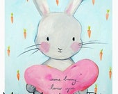 Mini mystery surprise box - Some bunny loves you