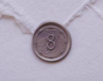 8 Wax Seal