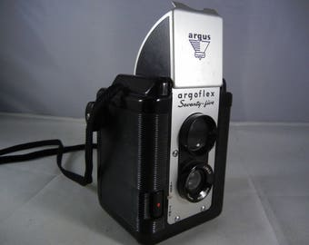 Argus 75 Camera for 620 film or TTV photography 1954-58