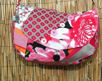 Messenger bag shoulder bag Patchwork Collection Lorna fabrics