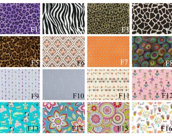 NEW!!! Additional fabric choices for Girls pillow beds, nap mats, sleepover beds, floor pillows