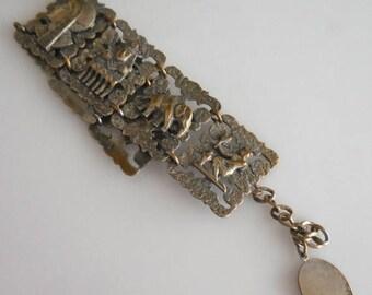 Summer Sale Egyptian Panel  Bracelet