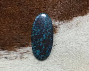Large High Quality Chinese Redskin Turquoise Cabochon