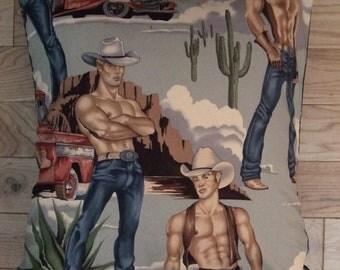 Springsale Gay Cowboy cushion cover