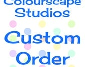Custom Order for Charlie Parkers Hound Wear