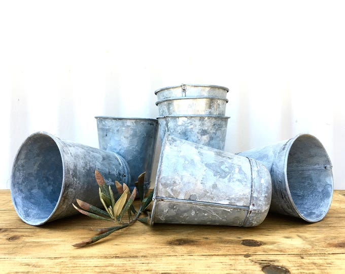 Featured listing image: Galvanized Sap Cup