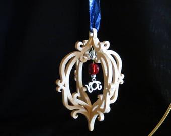 Scroll Saw Fretwork Ornament