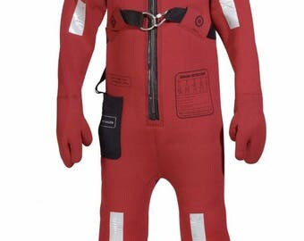 CREWSAVER Immersion Suit – 2010 UNIVERSAL SIZE neoprene