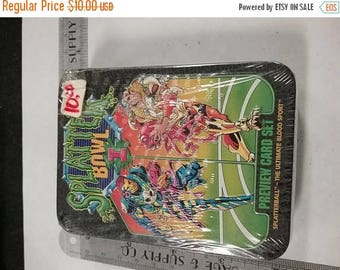 10% OFF 3 day sale Vintage  splatterbowl Trading Card lot