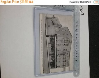 10% OFF 3 day sale Vintage  Northwestern University   Postcard  1918