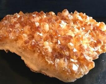 Citrine Crystal Cluster, Large Citrine,  Healing Crystals, Healing Stones, Spiritual Stone, Healing Stone, Healing Crystal