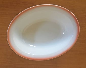 Retro Syracuse China Serving Bowl